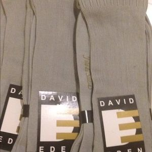 David Eden Underwear & Socks - David Eden Dress Socks for men Size 10-13-NEW!